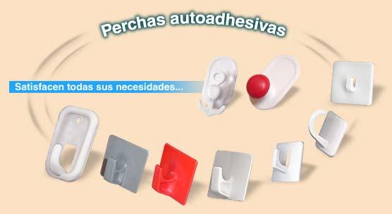 L nea perchas ars plastic art culos pl sticos para el hogar for Perchas adhesivas para puertas
